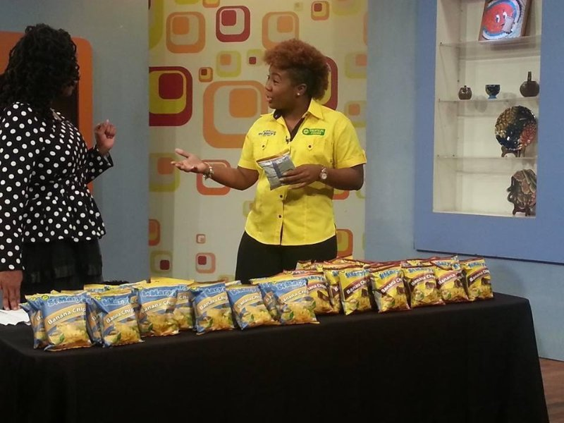 Chloe DaCosta on Smile Jamaica Promoting St Mary's New Flavours
